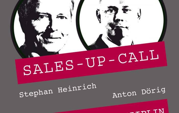 Sales Up Call Anton Doerig