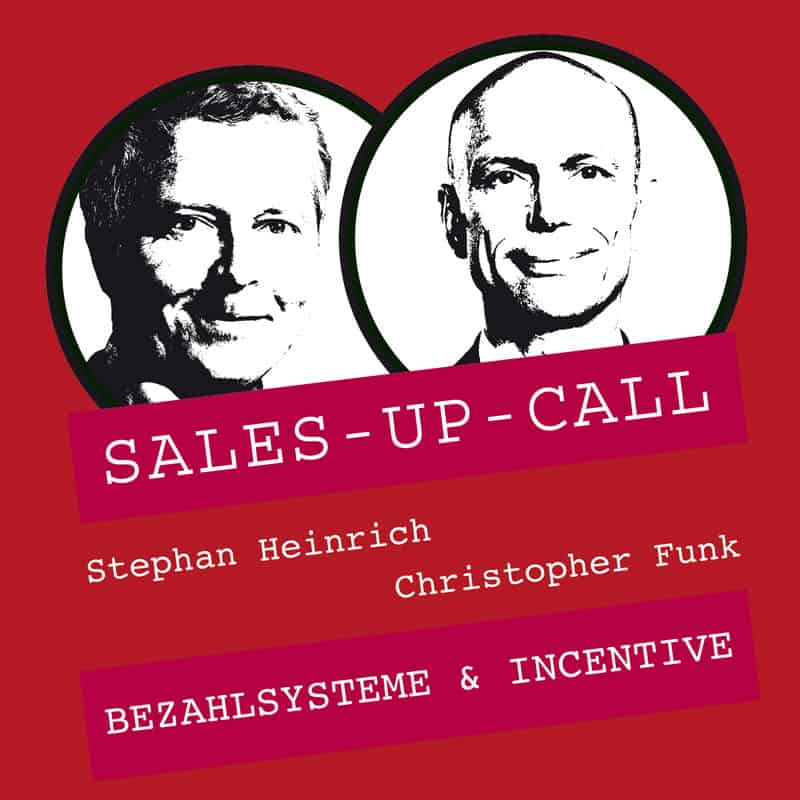 Sales up Call mit Christopher Funk