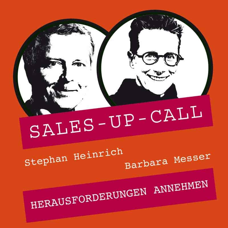 Sales-up-Call mit Barbara Messer