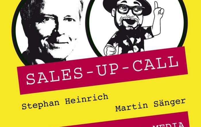 Cover Sales-up-Call mit Martin Sänger