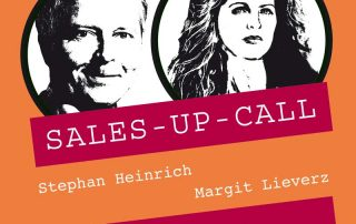 Cover Sales-up-Call mit Margit Lieverz