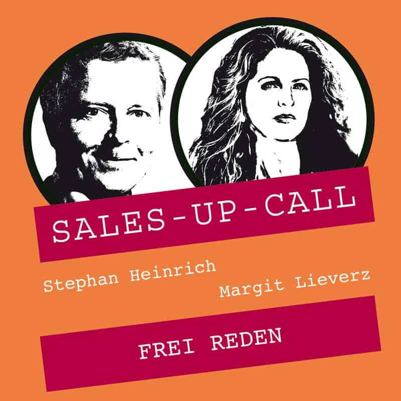 Sales-up-Call mit Margit Lieverz