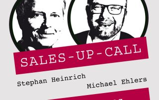 Cover Sales-up-Call mit Michael Ehlers