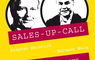 Cover Sales-up-Call mit Hermann Wala