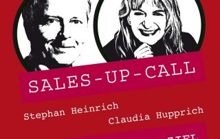 Cover Sales-up-Call mit Claudia Hupprich