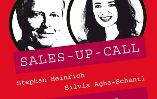 Cover Sales-up-Call mit Silvia Agha-Schantl