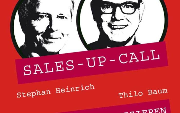 Cover Sales-up-Call mit Thilo Baum