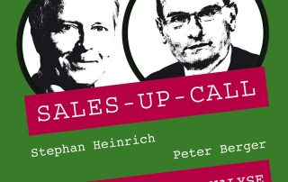 Cover des Sales-up-Calls mit Peter Berger