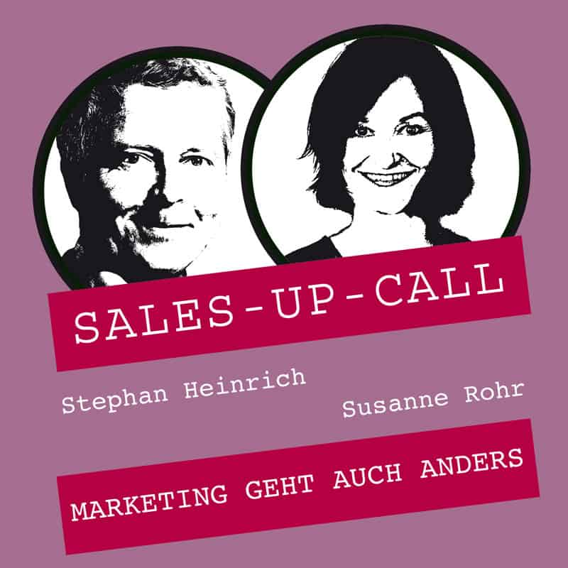 Cover Sales-up-Call mit Susanne Rohr