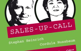 Cover Sales-up-Call mit Cordula Nussbaum