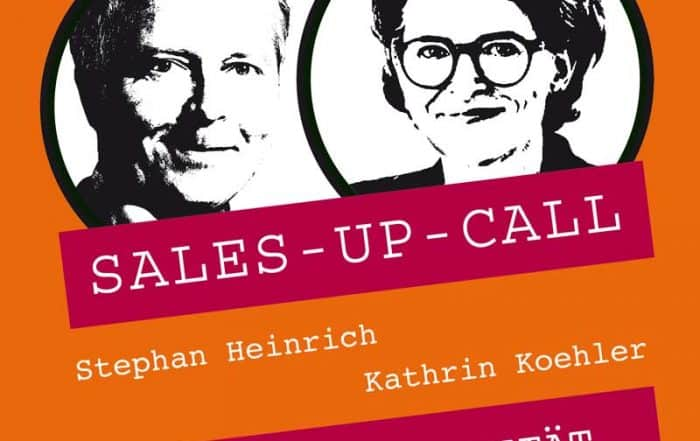 Cover Sales-up-Call mit Kathrin Koehler