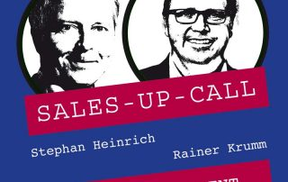 Cover Sales-up-Call mit Rainer Krumm