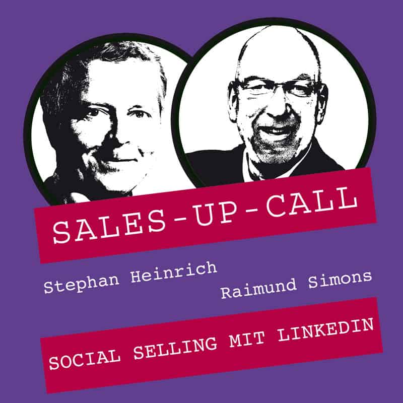 Cover Sales-up-Call mit Raimund Simons