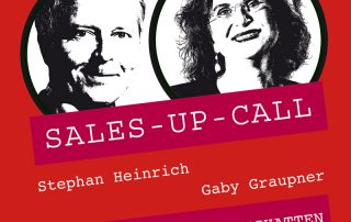Cover Sales-up-Call mit Gaby Graupner
