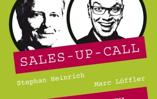 Cover Sales-up-Call mit Marc Löffler