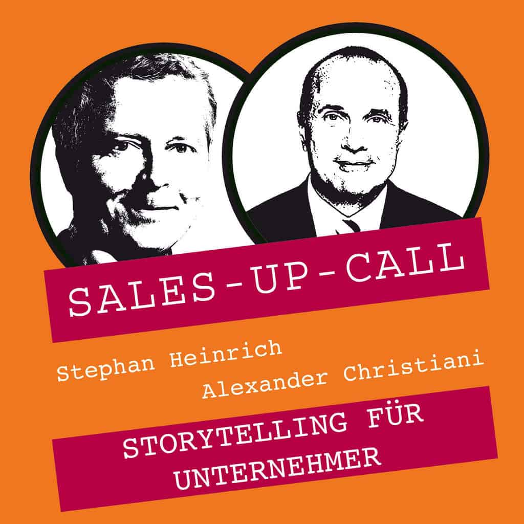 Sales Up Call Alexander Christiani