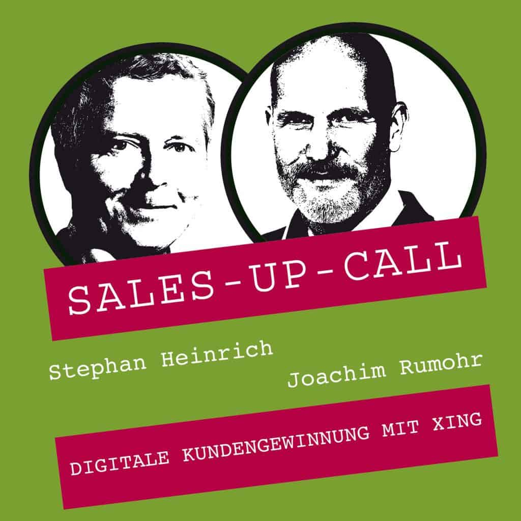 Sales-up-Call Joachim Rumohr
