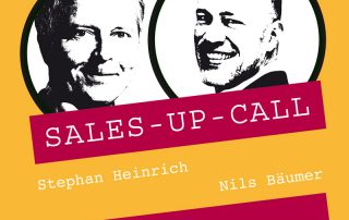Cover des Sales-up-Calls mit Nils Bäumer