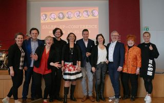 5 Jahre Vertriebsevent Sales-up-Conference